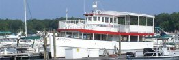 Party Boat on Lake Murray SC